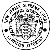 Certified Supreme Court Attorney Seal