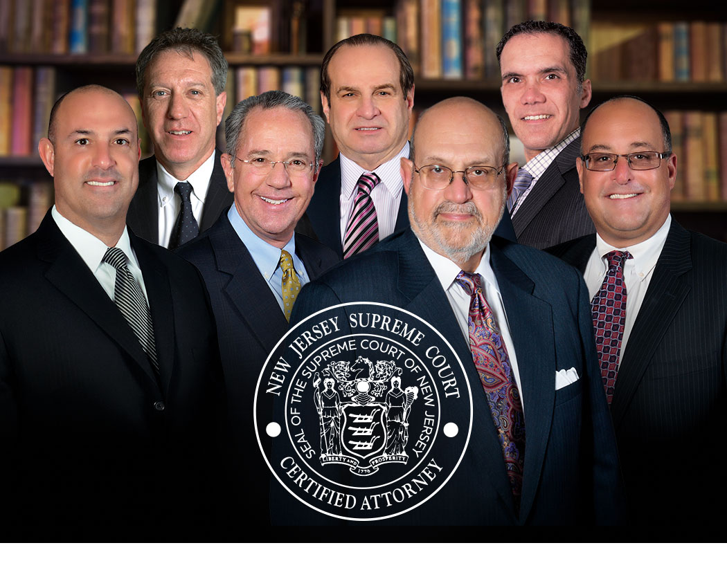 <p>Seven of our attorneys are certified by the Supreme Court in three respective areas, specializing in Civil Trial, Workers Compensation, and Matrimonial Law.</p>