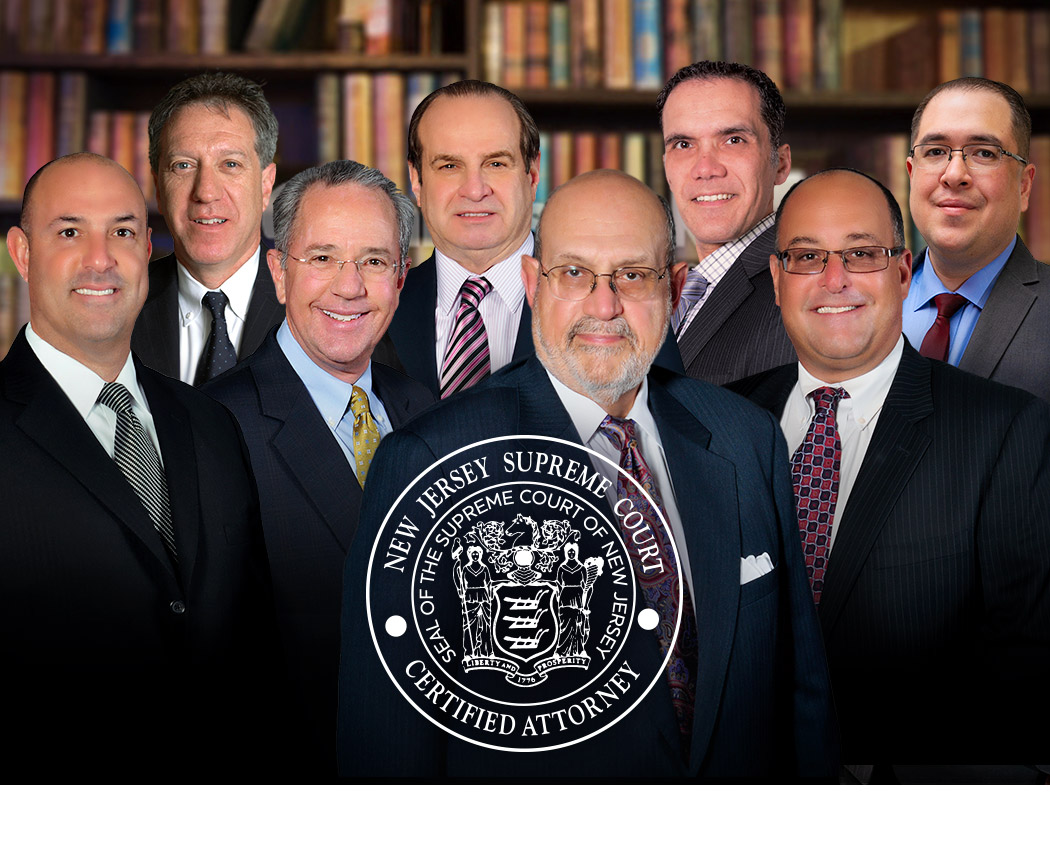 <p>Seven&nbsp;of our attorneys are certified by the Supreme Court in three respective areas, specializing in Civil Trial, Workers Compensation, and Matrimonial Law.</p>