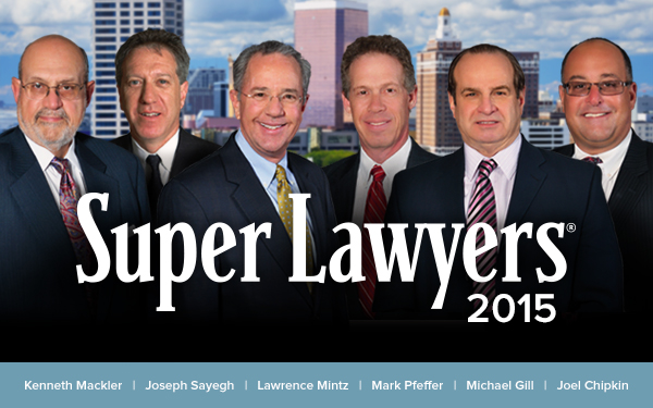 2015 Super Lawyers photo