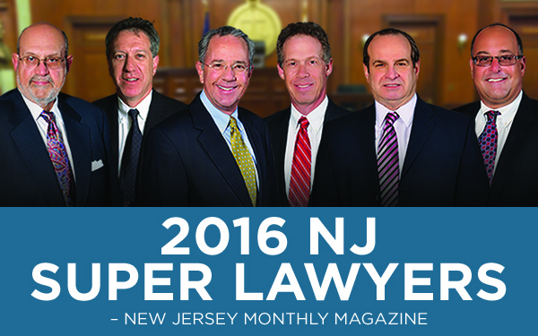 GMS Law - 2016 Super Lawyers