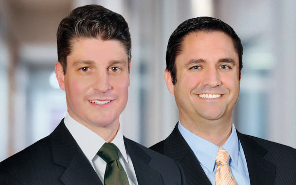 Congratulations to our colleagues & friends, Dan Tracy &      Fran Ballak, on becoming partners of the firm.